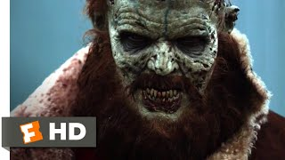 Dead Snow: Red vs. Dead (2014) - Fight to the Undeath Scene (7/10) | Movieclips