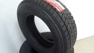 Bridgestone Blizzak DM-V2 225/70 R16 /// обзор