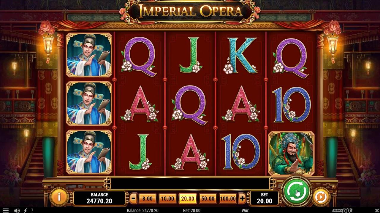Опера игровые автоматы вулкан правила игр на игровые автоматы novomatic