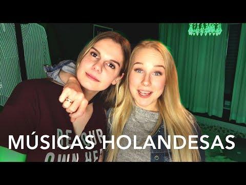 MINHA PLAYLIST DE MÚSICAS HOLANDESAS