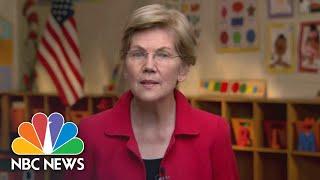 Watch Sen. Elizabeth Warren's Full Speech At The 2020 DNC   NBC News