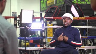A Moment With: Floyd Mayweather