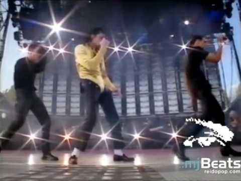 Michael Jackson - Live in Oslo 1992 - Dangerous Tour - 40min show