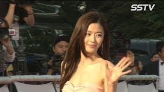 '백상예술대상' 이보영-전지현-고아라-유리 등 '여신의 품격~' [SSTV]