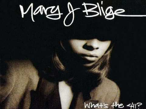 I DON'T WANT TO DO ANYTHING (Original Full-Length Version) - Mary J Blige w K-Ci Hailey