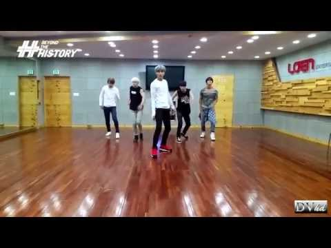 History - Might Just Die (blindfolded dance practice) DVhd