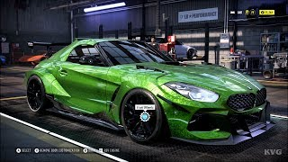 Need for Speed Heat - BMW Z4 M40i 2019 - Customize | Tuning Car (PC HD) [1080p60FPS]