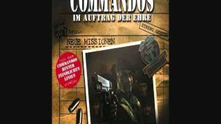 """Commandos 1 - Im Auftrag der Ehre (Add-on) - Soundtrack """"Fases 1"""""""