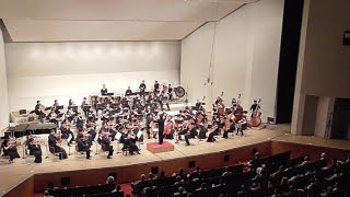 組曲第4番ト長調 「モーツァルティアーナ」作品61 第3曲 祈り 東京農業大学OBOG管弦楽団