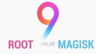Cómo ROOTEAR MIUI 9 Oficial ROM cualquier Xiaomi con MAGISK (miui 9 beta)