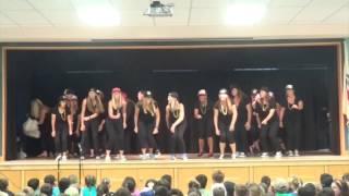 Pacific Rim Teachers 2017 Talent Show