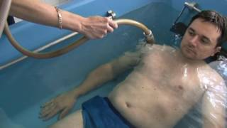 Realizator hidro masaža