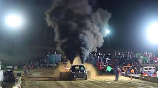 2.5 Diesel Truck Pulls Grafton WV Battle of the Bluegrass Taylor County Fairgrounds