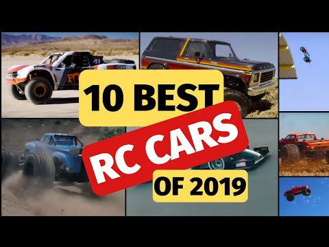 10 Best RC Cars of 2019 – what's available at the start of 2019
