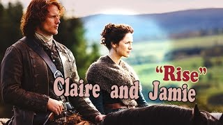 Jamie Fraser | Claire Fraser - RISE