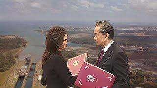 Panama establishes diplomatic ties with China