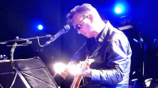 Richard Hawley - Time Will Bring You Winter - Down In The Woods -- Live At Botanique Brussel 2012