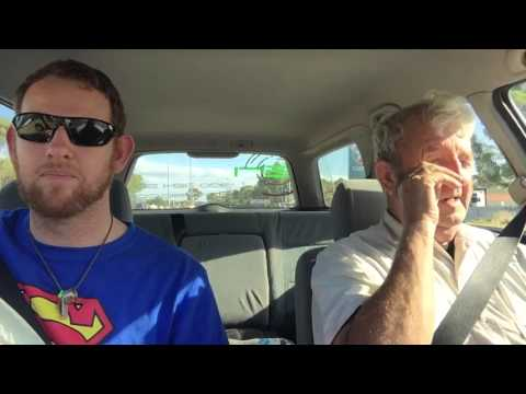 Pete Barter and his dad interview - Pete Barter