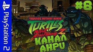 Teenage Mutant Ninja Turtles 3: Mutant Nightmare - Прохождение - Эпизод 2 - Часть 8 [PS2]