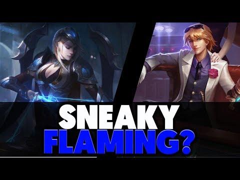 C9 Sneaky   SNEAKY FLAMING?