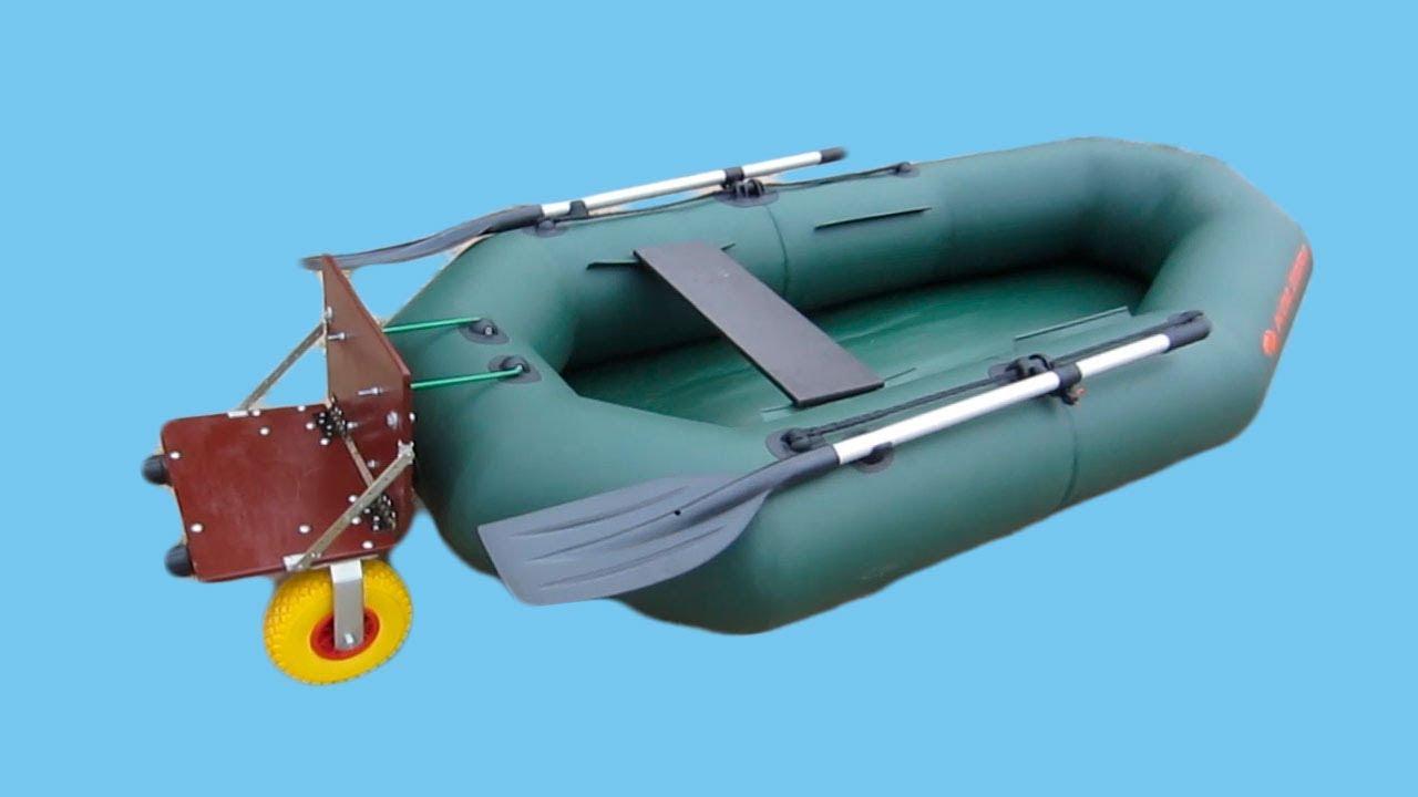 Изготовление транца для надувной лодки