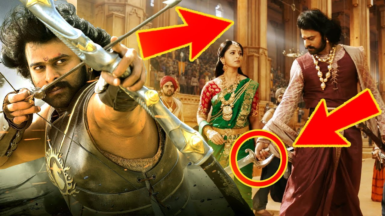 Top 10 Baahubali 2 The Conclusion 2017 Amazing Facts Baahubali 2 New Movie List Media Hits Youtube