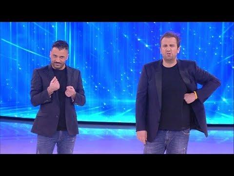 Serale Amici 2019 Pio e Amedeo - puntata semifinale