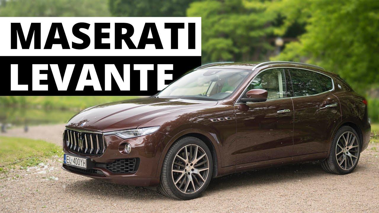Maserati Levante - Biorę!