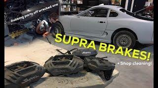 STOLEN BRAKES! Budget built mk4 Supra. thumbnail