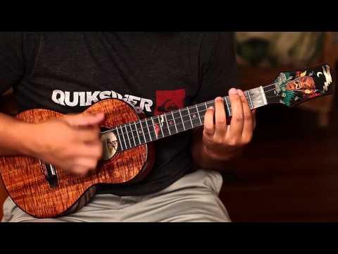 John Mayer - Heart of Life (ukulele) by Corey Fujimoto