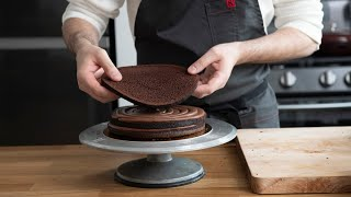 The Perfect Chocolate Cake by Chef Dominique Ansel