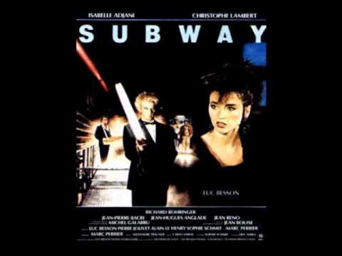 subway(  guns & people ) eric serra  1985