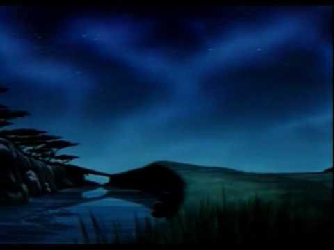 The Lion King - Simba & Rafiki (English) - YouTube