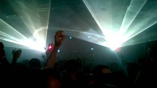 Solarstone - Shield (Part I) Live @ Boxxed Warehouse, Birmingham