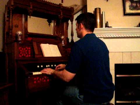 Sterling Reed Organ--My Country,