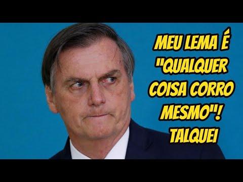 Bolsonaro ameaça deixar o PSL, segundo site de direita.