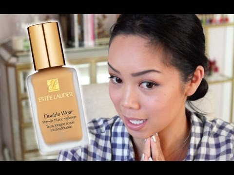 7621f4bde Estee Lauder Double Wear Foundation - first impression review - itsjudytime