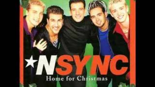 Artist: *NSYNC Album: Home For Christmas Song: Home For Christmas.