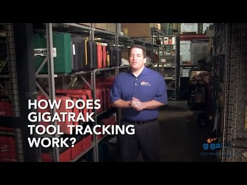 How Does GigaTrak Tool Tracking Software Work?