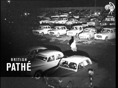 Drive In Cinema In Nairobi (1958)