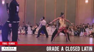 Grade A Closed Latin Final | 1st KLDSA DanceSport Championship