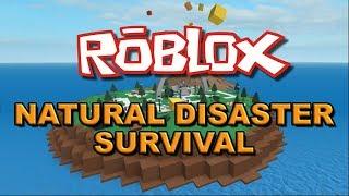 O TORNADO SOPROU-NOS AFASTADO! /Sobrevivência de desastres naturais/Roblox/Roblox inglês/ATAKAN Master