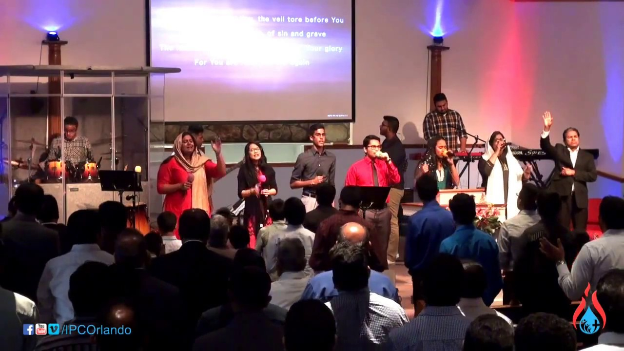 Praise & Worship -  IPC Orlando Church (12/18/16)