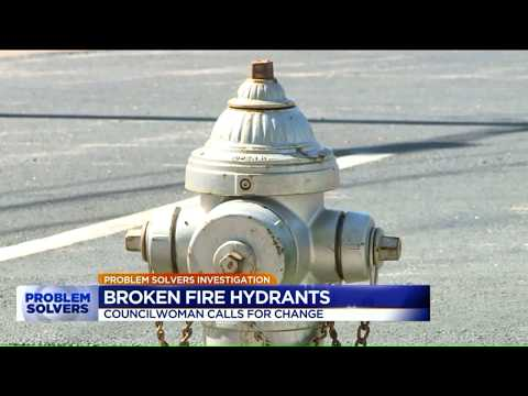 """Investigative Reporting: """"We Need Water Now: Broken Fire Hydrants"""""""