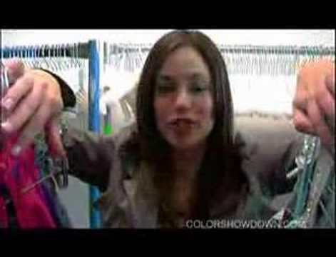 Sunsilk ColorShowdown.com - Behind the Scenes: