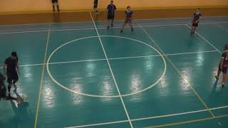 Пятерочка Загорский Трубник 2 й тайм Чемпионат мини футбол 2020 21