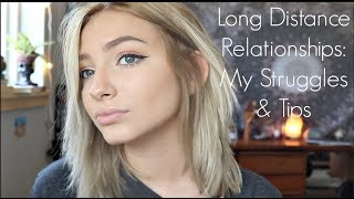Long Distance Relationships My Struggles And Tips Hannah Blair