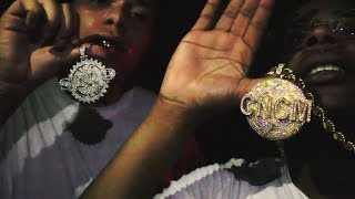Sno Lil DJ - Let Me Go Broke ft. Campaign Self (Official Music Video)