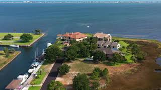 Deep Waterfront Lot with Views of Santa Rosa Sound