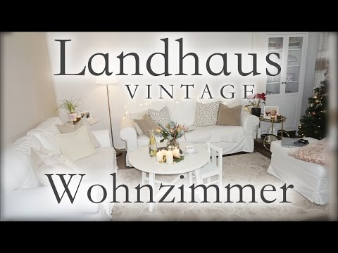 wohnzimmer-roomtour-|-vintage-|-landhausstil-|-ikea